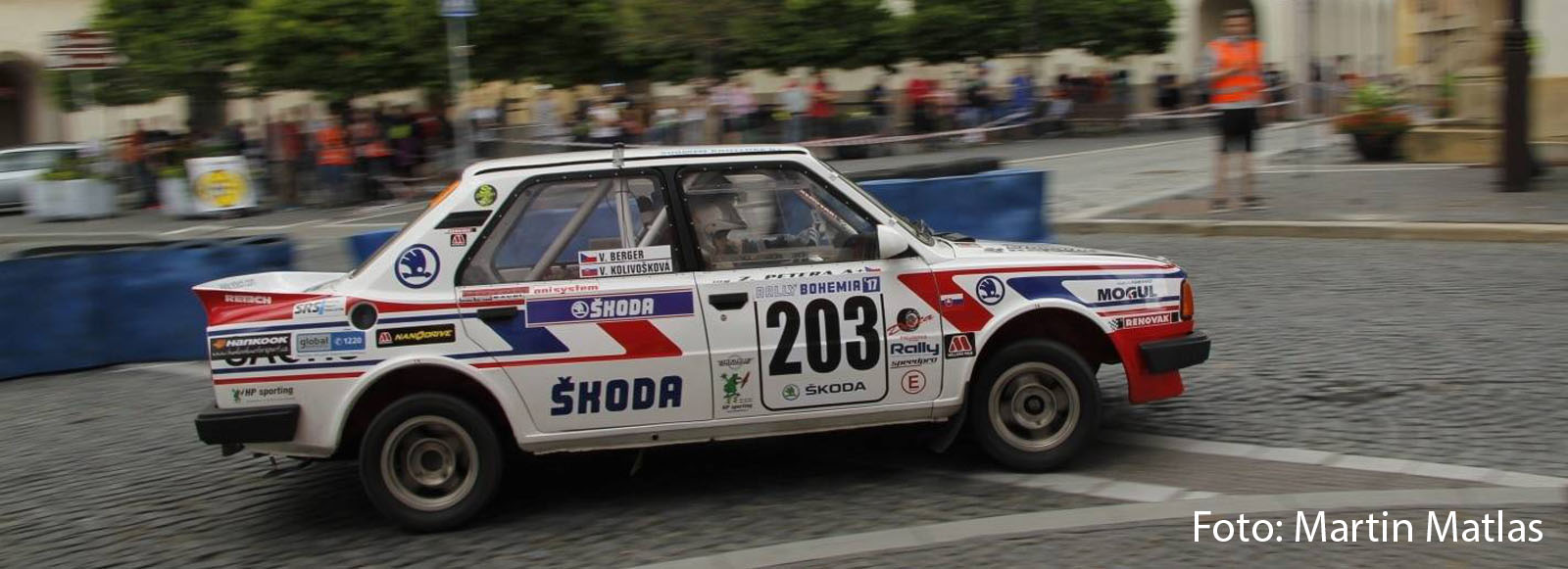 Czech Historic Rally Championship