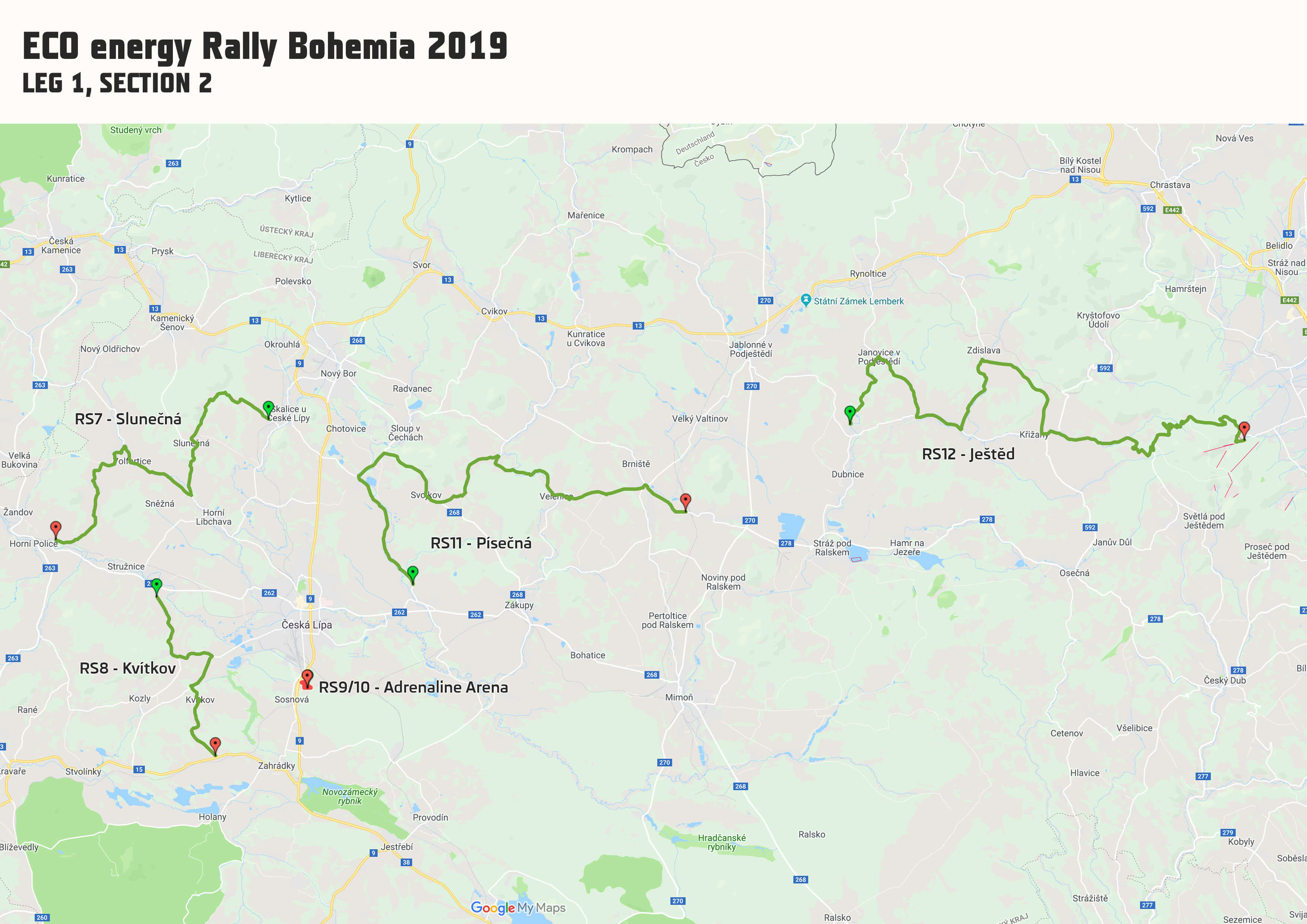 ECO2019 LEG 1, Section 2