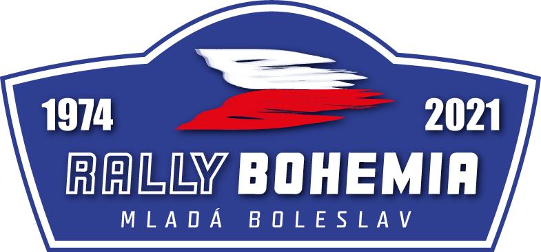 Rally Bohemia 2021 logo